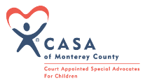 CASA of Monterey County Logo